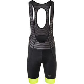 AGU Essential Prime II Bib Shorts Men, neon yellow